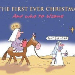 The First Ever Christmas and Who to Blame