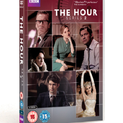 The Hour Season 2 DVD
