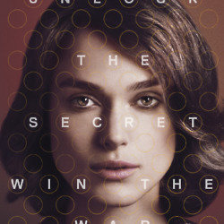 Keira Knightley at The Imitation Game