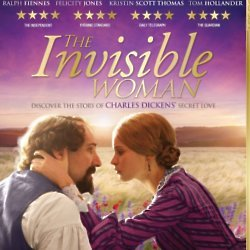 The Invisible Woman DVD