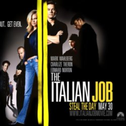 Hollywood's 'The Italian job' (2003)