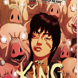 The King of Pigs DVD