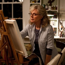 Blythe Danner in The Lucky One