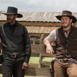 The Magnificent Seven Brand New Trailer