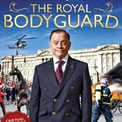 The Royal Bodyguard DVD