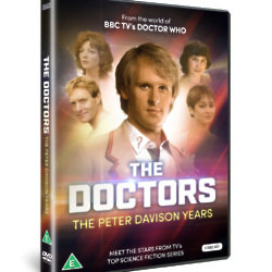 The Doctors: Peter Davison