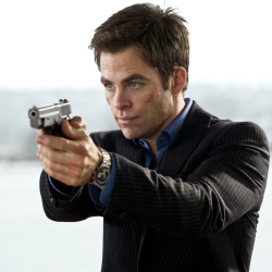 Chris Pine in This Means War