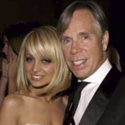 Tommy Hilfiger and Nicole Richie