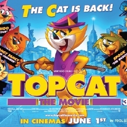 Top Cat: The Movie 3D