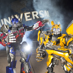 Transformers The Ride 3D Coming to Universal Orlando Resort in Summer 2013