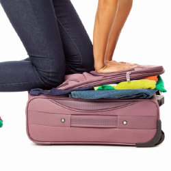 5 Quick Tips For Travelling Light