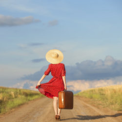More people are travelling alone than ever before