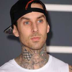 Blink 182's Travis Barker gets tattoos repaired after plane crash