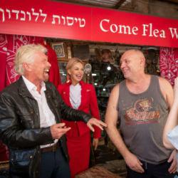 Virgin at the Tel Aviv Jaffa Market