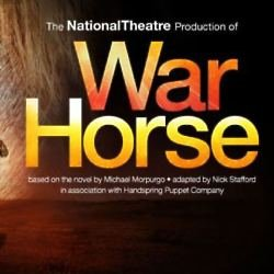 War Horse Theatrical Poster