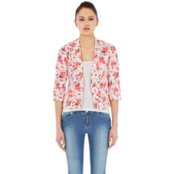 Warehouse Fluro Flower Jacket