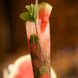 The Watermelon Mojito