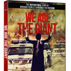 We Are The Giant DVD