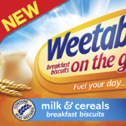 Weetabix on-the-go biscuits