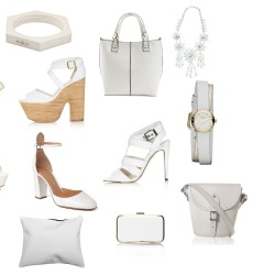 White hot accessories