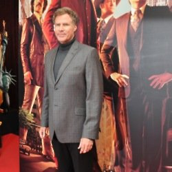 Will Ferrell looks sleek in this year's must have