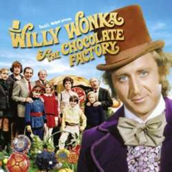 Win Willy Wonka and the Chocolate Factory DVD