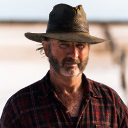 John Jarratt as Mick Taylor in Wolf Creek