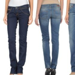 Women love their one pair of 'perfect' jeans