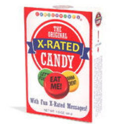 The Original X Rated Candy