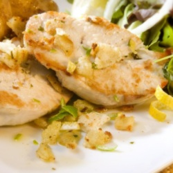 Zingy Lemon Chicken Recipe