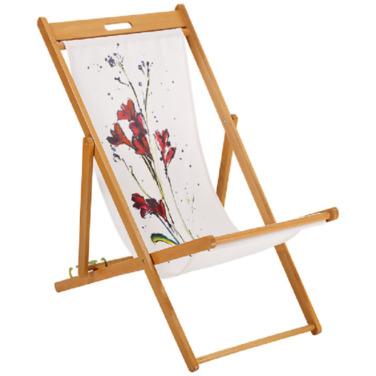 Gentil John Lewis Painterly Floral Deck Chair · Buy Now   £65