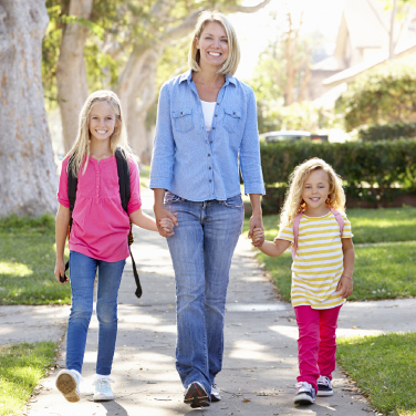Parenting Advice: How to Prep for a Stress Free Morning School Run