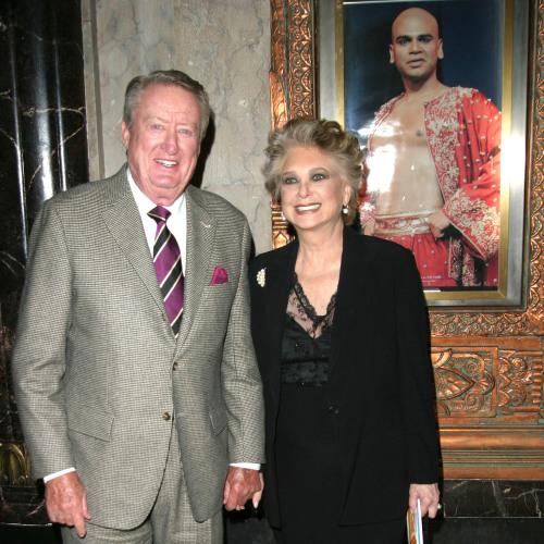 Celebrity Wedding Anniversary: Suzanne Pleshette and Tom Poston 11/5/2001