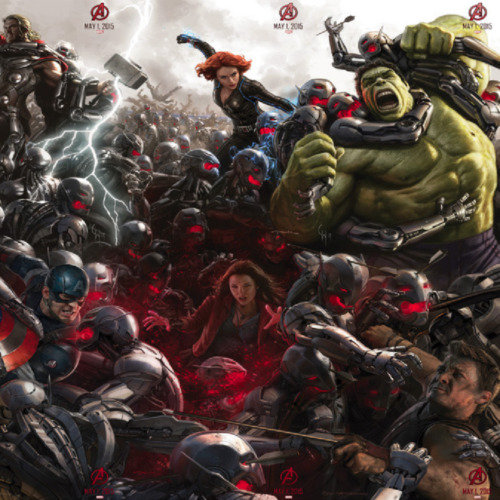 Avengers Age of Ultron Standout Trailer Moments