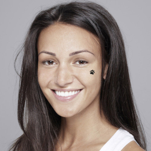 Michelle Keegan, Ella Eyre and more go BearFaced for Children in Need