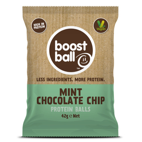 Boost Ball Mint Chocolate Chip