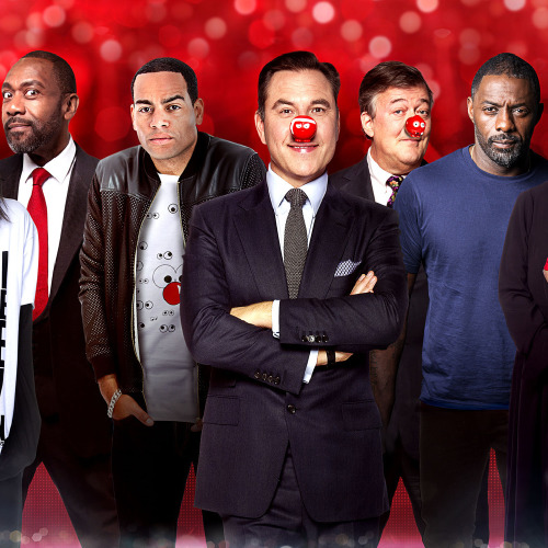 Daniel Craig, Mr Bean, Professor Stephen Hawking and more for Comic Relief - Face the Funny
