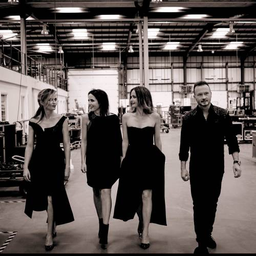 The Corrs by Kevin Westenberg