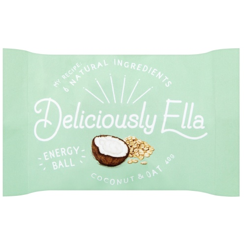 Deliciously Ella Coconut and Oat Balls
