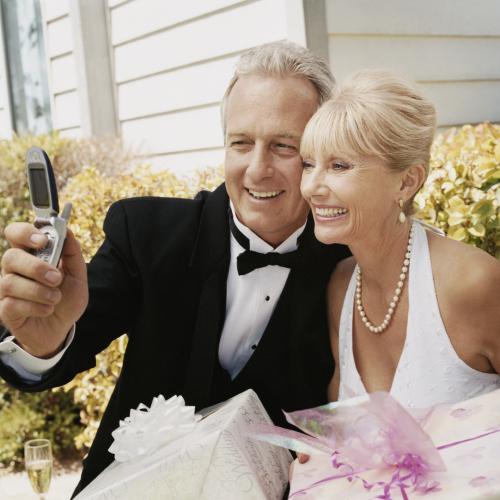 Celebrity Wedding Etiquette: Social Media Etiquette At Weddings