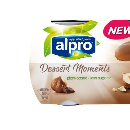 Review Alpro Dessert Moments