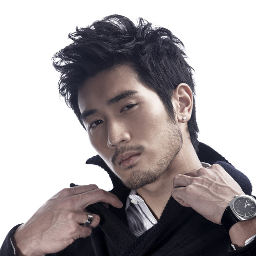 Image result for Godfrey Gao. 500x500