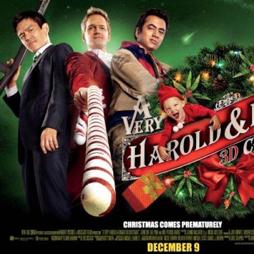 Harold And Kumar Christmas.Top 5 Christmas Movies For 2011