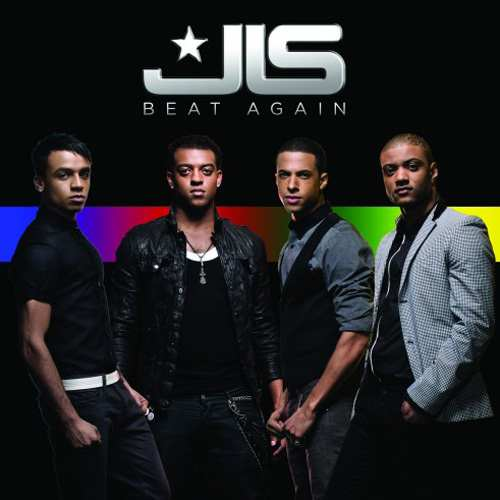 JLS - Beat Again-single-packsho