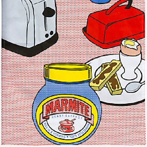 John Lewis\' Marmite range – you\'ll either love it or hate it