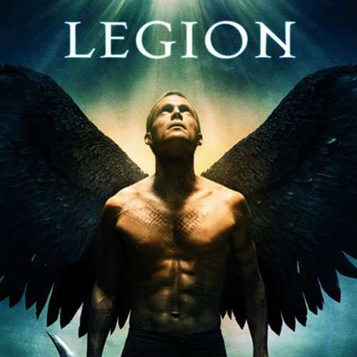 Legion Behind The Special Effects