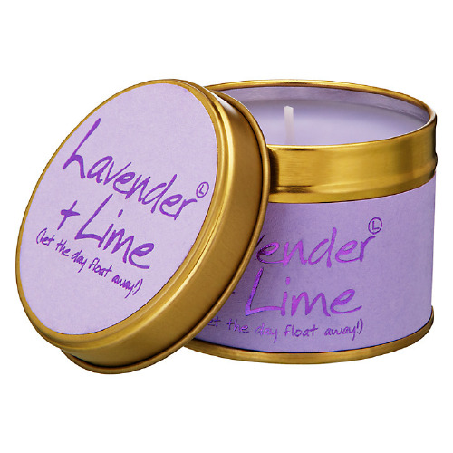 Fill Those Stockings With Lily-Flame Candle Tins