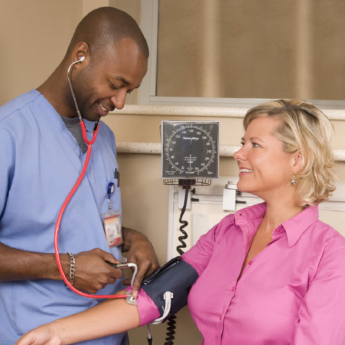 dating a male nurse