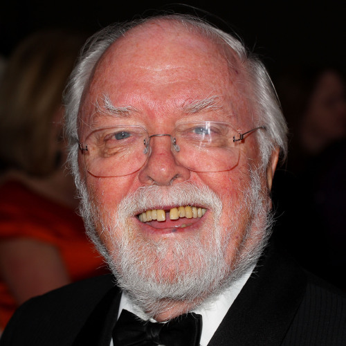 Richard Attenborough Living in Care Home