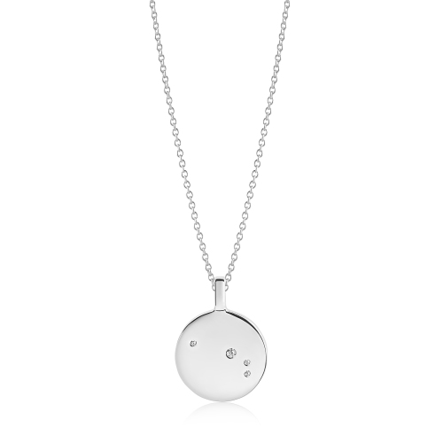 Sif Jakobs Silver Aries Pendant, £89